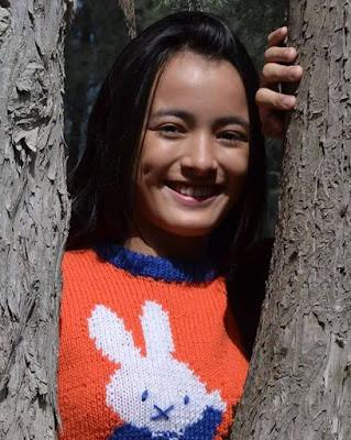Kumpulan Foto Gambar Mawar Eva De Jongh Ginting Miss Celebrity Indonesia 2015