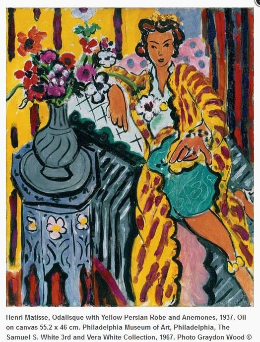 #matisse and textiles