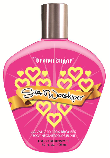 Tan Incorporated Sun Worshiper™ 100X Bronzer