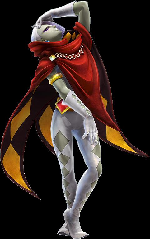 Legend of Zelda characters Ghirahim