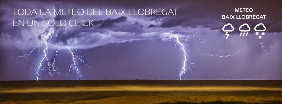 La meteo del Baix Llobregat