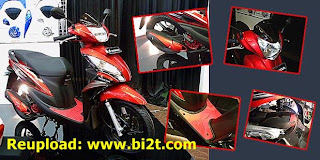 Gambar Honda Spacy Helm In