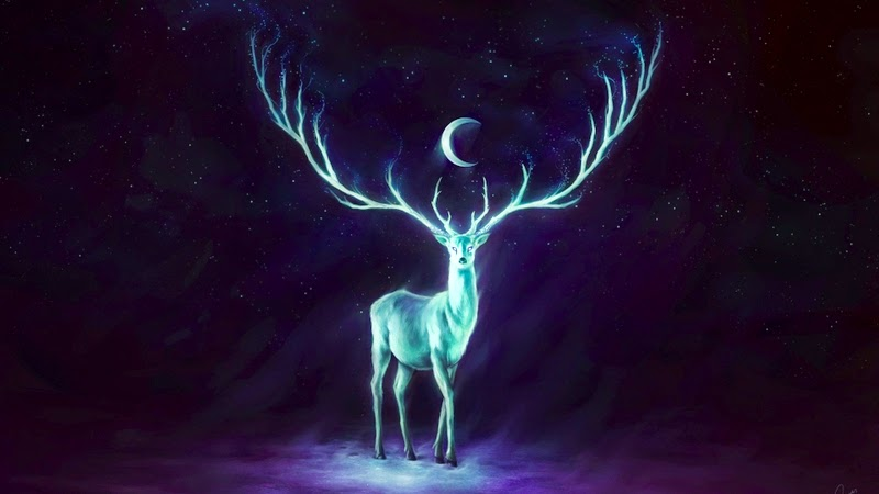 Dragonsfaerieselvestheunseen The Magick Of The White Stag