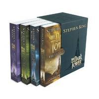 Coming Soon! The Dark Tower 4 Volume Box Set