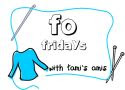 Finsihed Object Friday Blog Badge