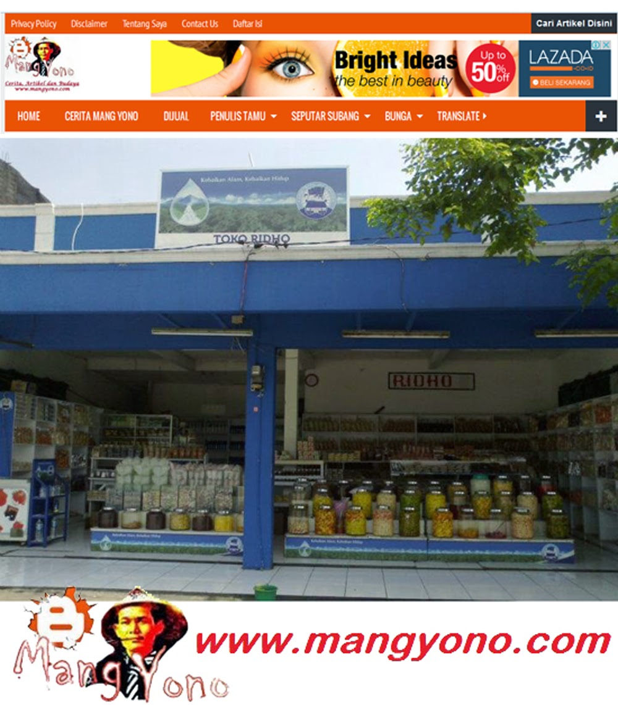 Toko Manisan RIDHO, Jl. Raya Bandung Cianjur, Jawa Barat