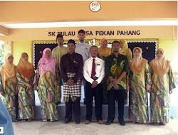 Warga Pendidik SK Pulau Rusa