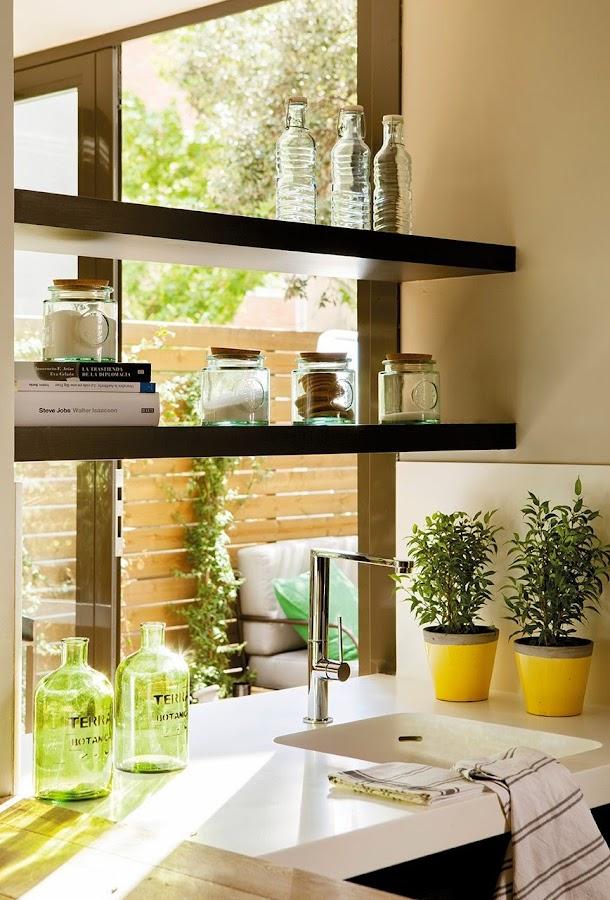 Soluciones para optimizar espacios reducidos decoraci n for Soluciones para espacios pequenos