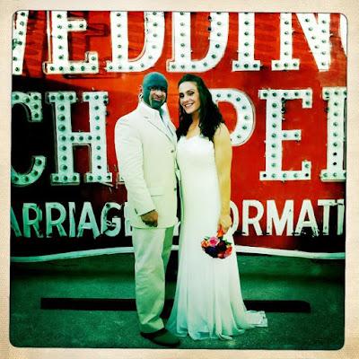 Andrea Giacomi & Tim Dax wedding