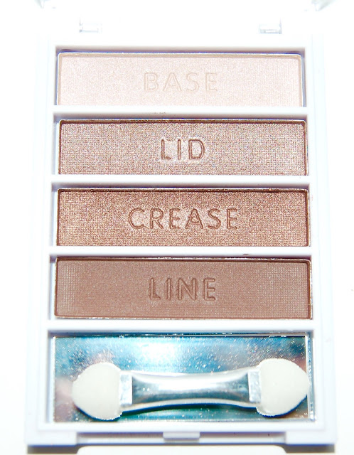 Elf Essential Flawless Eyeshadow Palette in Tantalizing Taupe