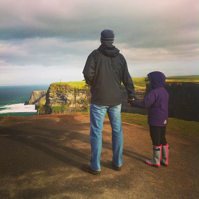 Cliffs of Moher, Ireland, travel, expat life