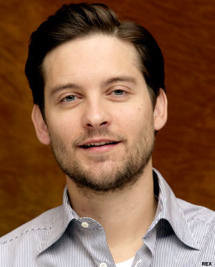 Viddy Well: They could be brothers! Tobey Maguire Facebook