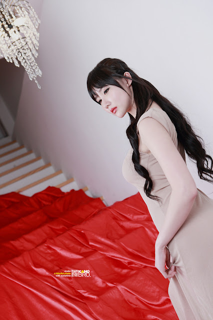 3 Yeon Da Bin in Maxi -Very cute asian girl - girlcute4u.blogspot.com