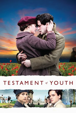 Poster Testament of Youth 2014