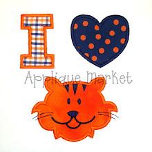 I heart Tigers! (#1)