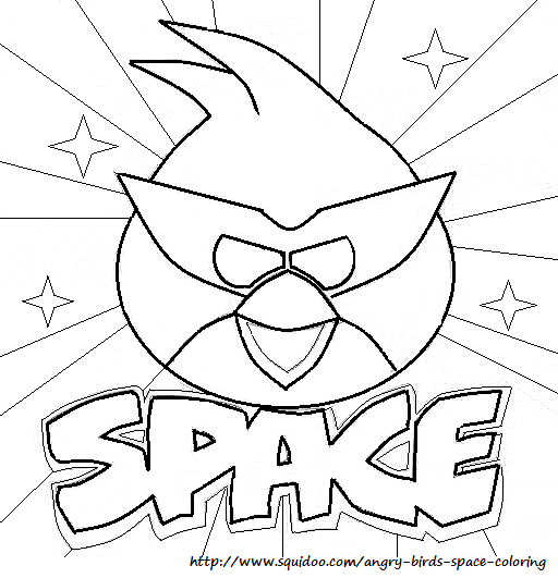 Tranh t m u angry bird 2013 b n v x y d ng c ng ngh x y d ng b ng tra x y d ng trang tr - Angry bird coloriage ...