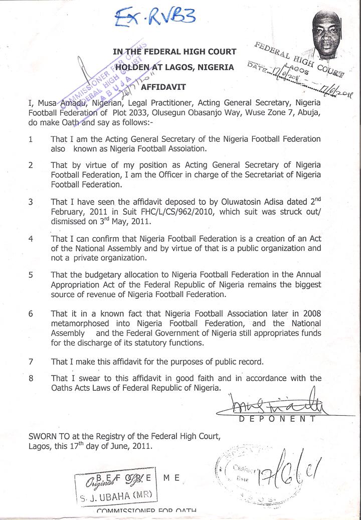 south african police affidavit pdf