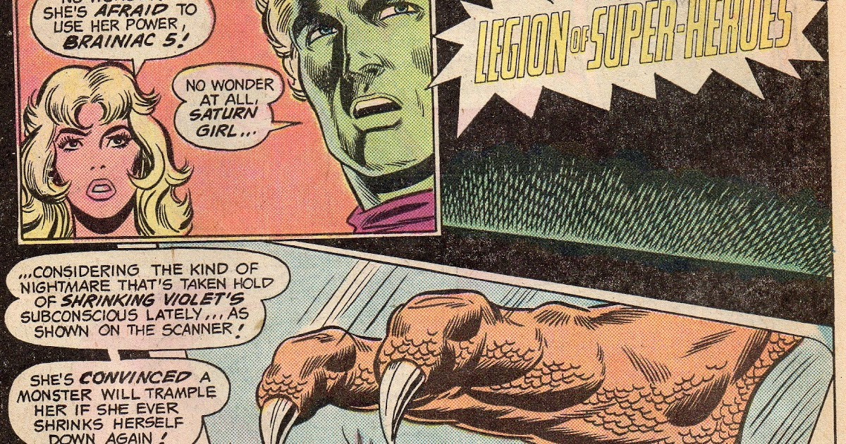 Superboy And The Legion Of Super Heroes Superboy 214