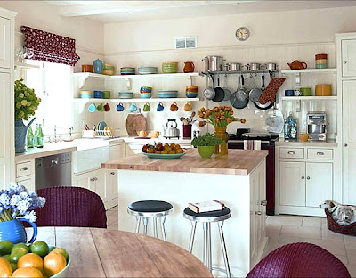 Read more about Ideas Creativas de Gabinetes para Cocinas