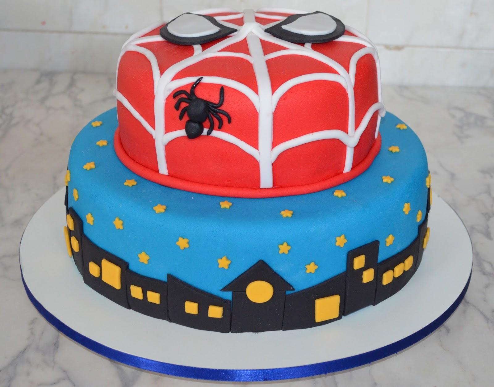 Atelier mary cake bolo homem aranha bolo homem aranha altavistaventures Image collections