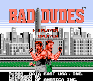 Hall of Bad Dudes