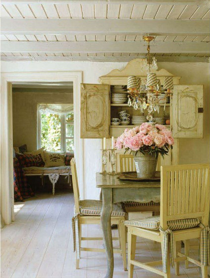 Country Style Chic Pink Pretty In Provence
