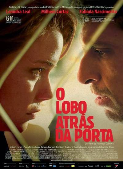 Baixar O Lobo Atrás da Porta AVI + RMVB BDRip Nacional Torrent