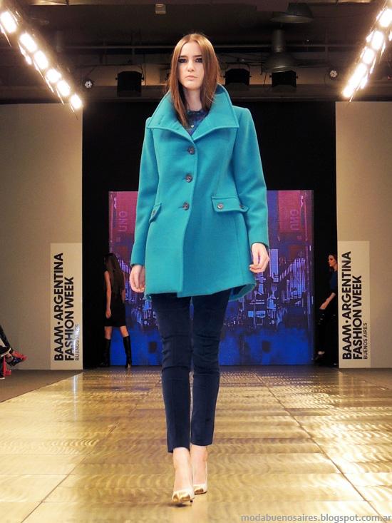 Markova invierno 2014 blog de moda argentina