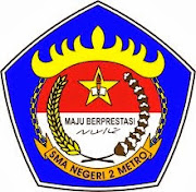 Logo SMAN 2 Metro