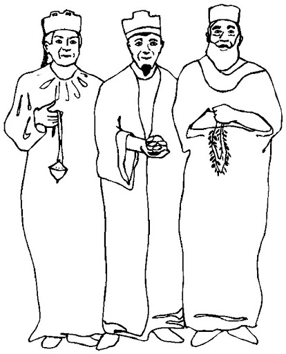 coloring pages of males - photo#1
