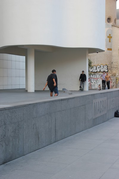Barcelona Skaterzy