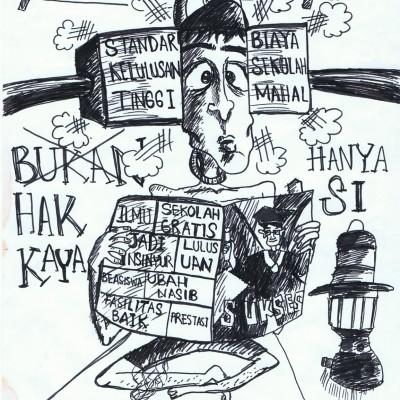 Kumpulan Gambar Kartun Karikatur Lucu Pendidikan Blog Ucha Acho