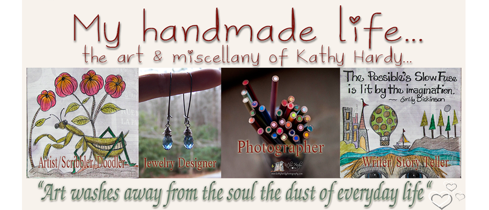 Kathy Hardy&#39;s Handmade Life