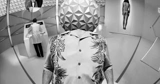 Escape From Tomorrow Epcot Spaceship Earth