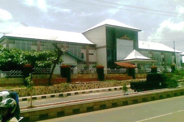 RSU Ryacudu. Kotabumi Lampung Utara