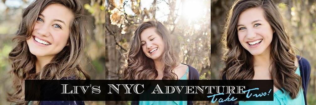 Liv's NYC Adventure