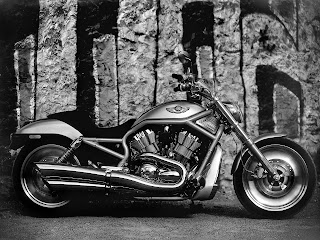 Future Old Automotive  Harley Davidson VRSC series