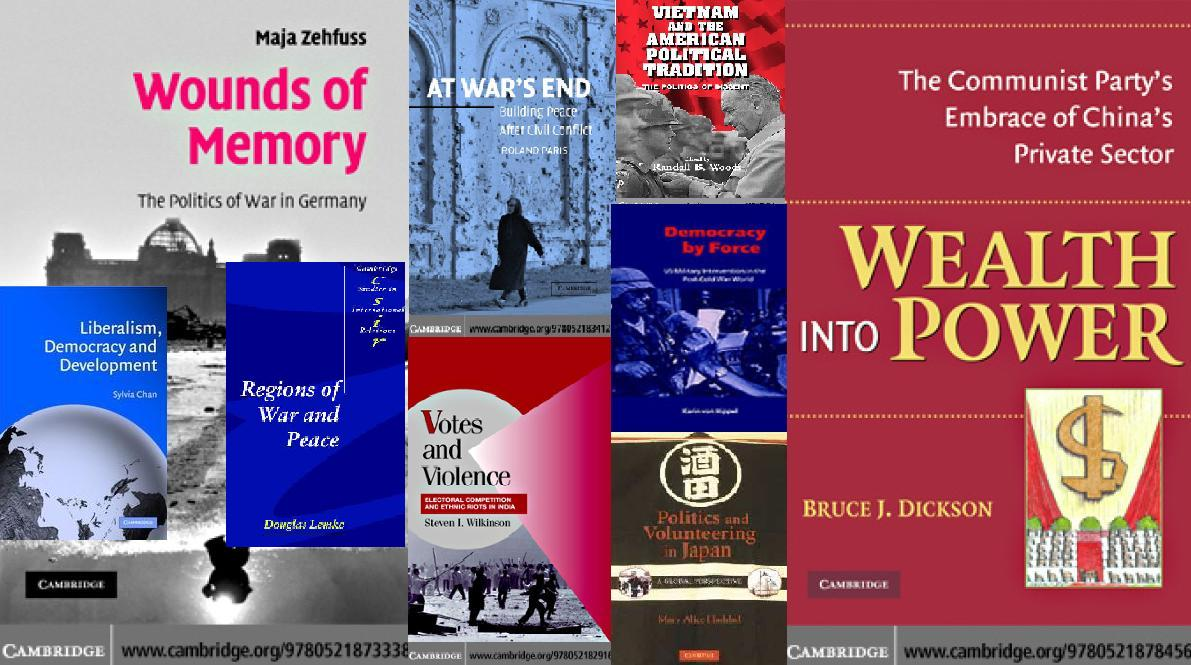 Ebooks Collections of Cambridge University Press
