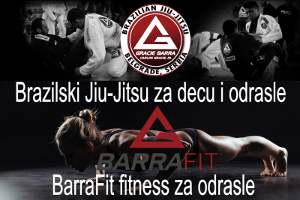 Jiu-Jitsu i BarraFit