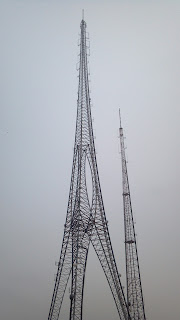 radio and cellular tower in washington DC