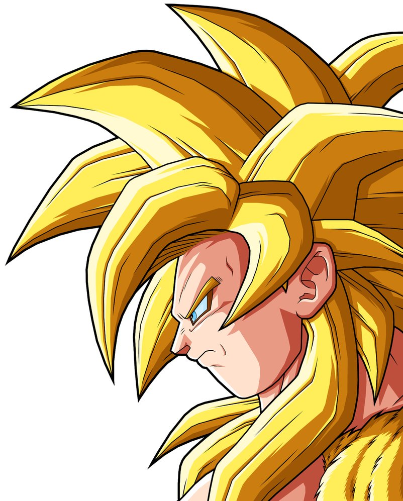 Dragon ball z wallpapers goku super saiyan 3 - Goku 5 super saiyan ...