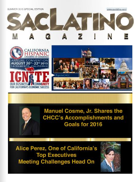 SacLatino Magazine