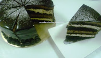 DOUBLE INDULGENCE CAKE