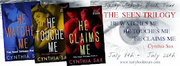 The Seen Trilogy Blog Tour
