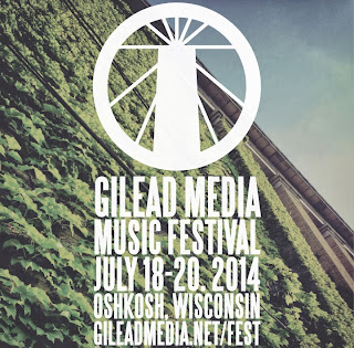 Gilead Media Fest II Initial Lineup Announced