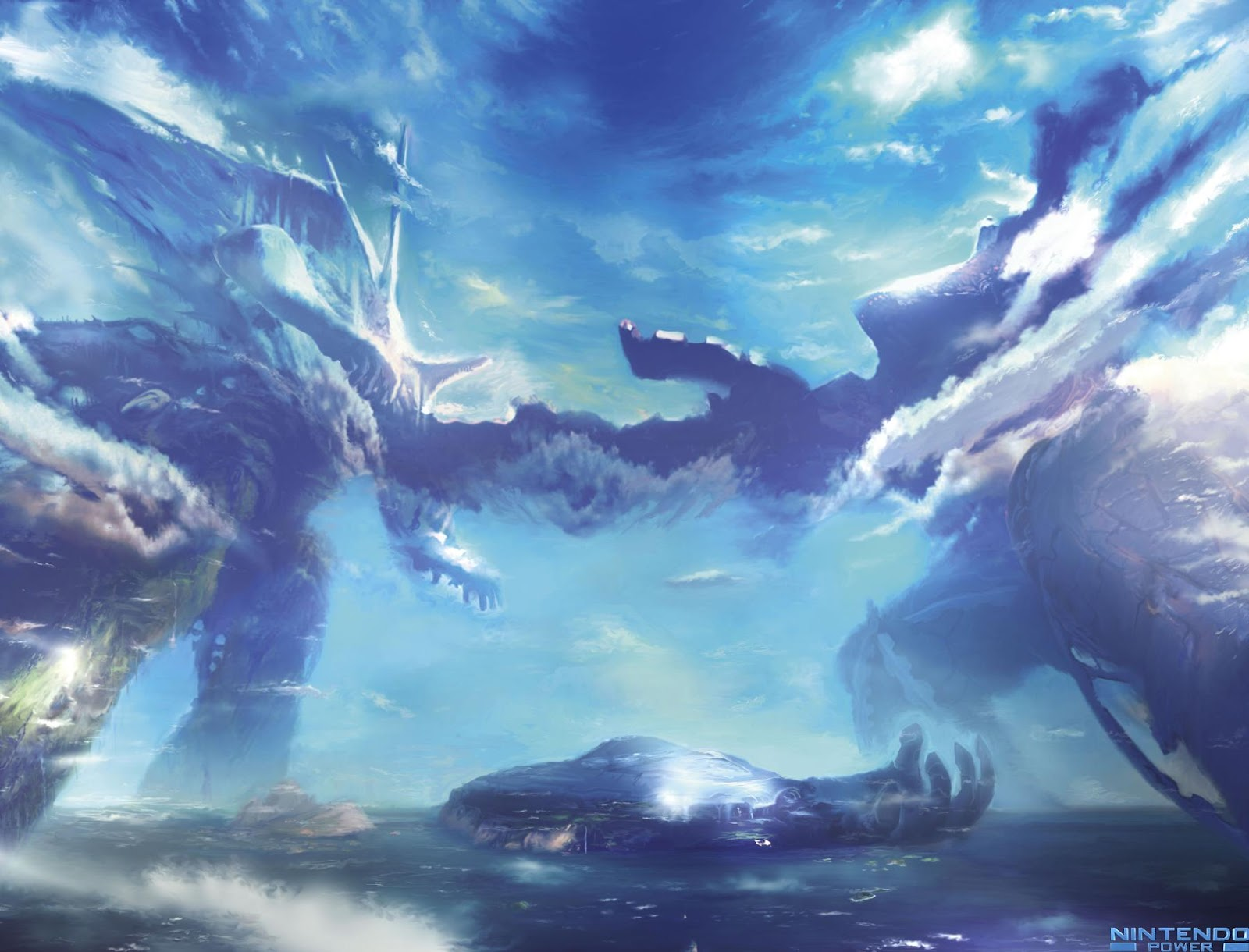 Xenoblade HD & Widescreen Wallpaper 0.998993756401176