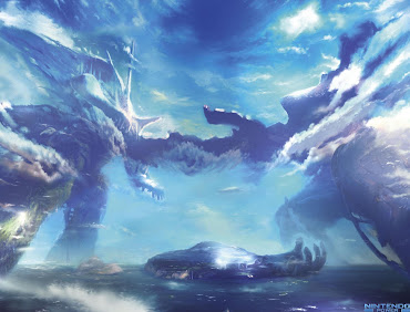#11 Xenoblade Chronicles Wallpaper