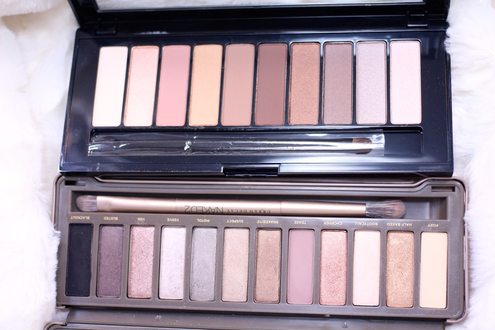 New! LOreal La Palette Nude 1 & 2 Review/Swatches