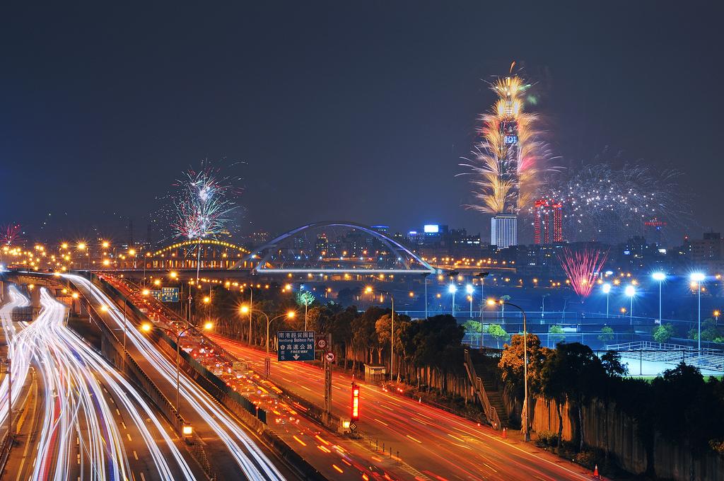 台北101跨年煙火景點 拍攝教學整理
