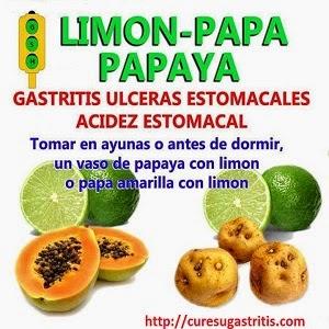 como tratar la gastritis de forma natural